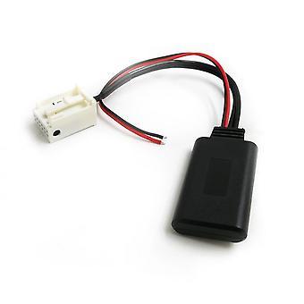 Draadloze radio stereo aux-in audio adapter 12pin bt module vervanging voor peugeot 207 307 407 308 citroen c2 c3 rd4