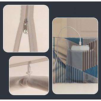 Mosquito Nets Free Installation Foldable And Zipper Encryption Square Top