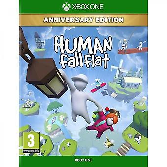 Human Fall Flat Anniversary Edition Xbox One Game