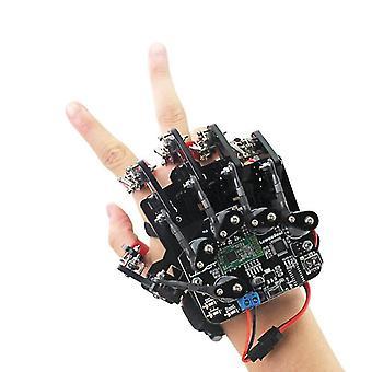 Draagbare mechanische handschoenen - Sense en Robot Control