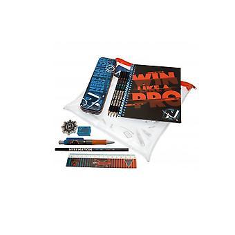 Nerf Bumper Brevpapper Set