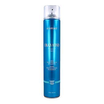 Strong Hold Hair Spray Diamond Risfort (750 ml)