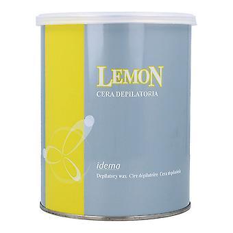 Kroppshårborttagning Vax Idema Can Lemon (800 ml)