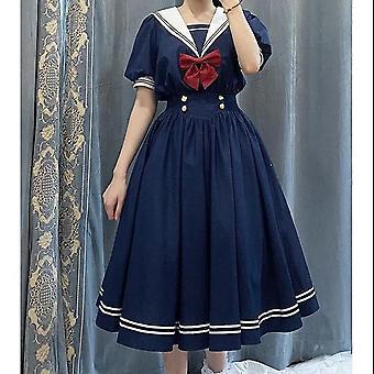 Uniformes scolaires japonais Costume de marin Jk Uniforme Cosplay Costumes