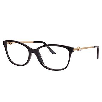 Cartier CT0257O 004 Gafas de oro negro