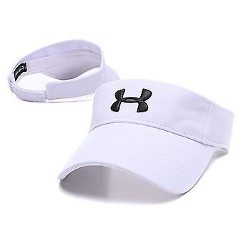 アンダーアーマーメンズ/女子ゴルフ131軽量調整可能な耐久織りサンバイザー