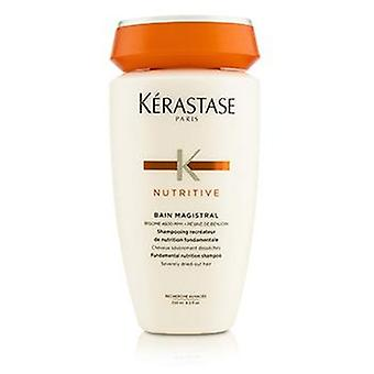 Kerastase Nutritive Bain Magistral Fundamental Nutrition Shampoo (severely Dried-out Hair) - 250ml/8.5oz