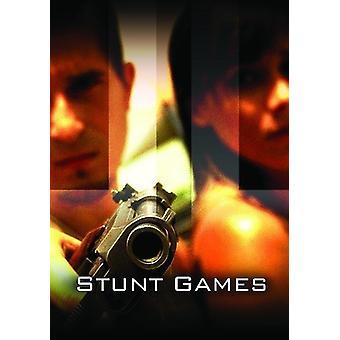 Stunt Games [DVD] USA import