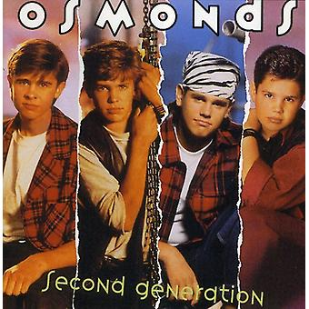 Osmonds - Second Generation [CD] USA import