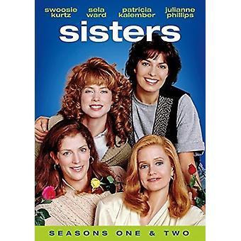 Søstre: Sesonger en & to [DVD] USA import