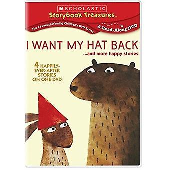 Quiero mi sombrero nuevo y más feliz historias [DVD] USA importar