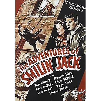 Adventures of Smilin' Jack [DVD] USA import