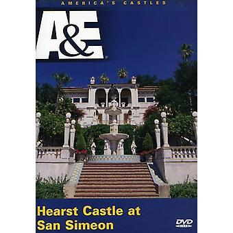 Importação de EUA castelo Hearst-San Simeon [DVD]