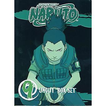 Naruto - Naruto: coffret 9 importer des USA [DVD]