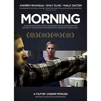 Morning [DVD] USA import