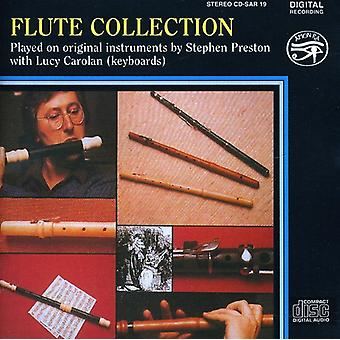 Stephen Preston - Flute Collection [CD] USA import