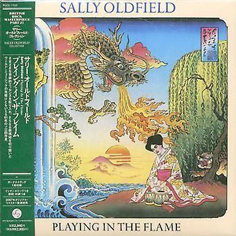 サリー ・ オールド フィールド - 炎 [CD] USA 輸入で遊んで