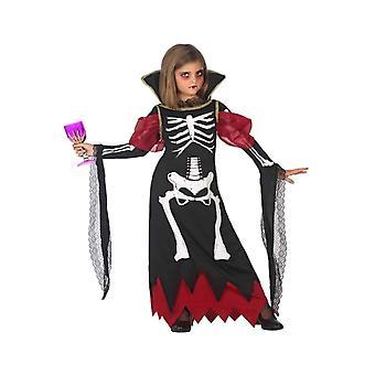 Kinder Kostüme Vampir Halloween Kleid für Mädchen