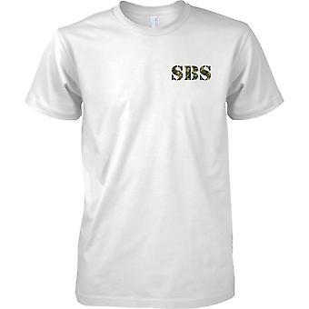 SBS - serwis specjalny łodzi - Royal Navy Special Forces - dzieci piersi Design T-Shirt