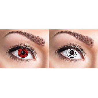 Ninja contact lenses