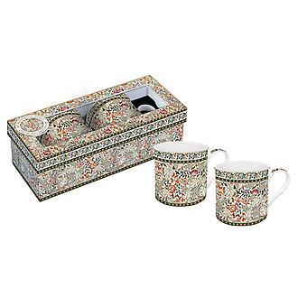 Stow Green Mary Isobel Set of 2 Porcelain Mugs