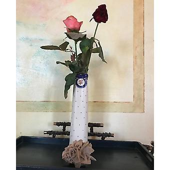 Vase, 33-34 cm high, unique 3, ceramic crockery cheap - BSN 15148