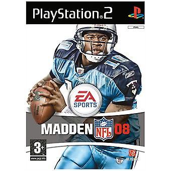 Madden NFL 08 (PS2) - Neue Fabrik versiegelt