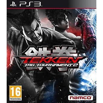 Tekken Tag Tournament 2 (PS3) - New