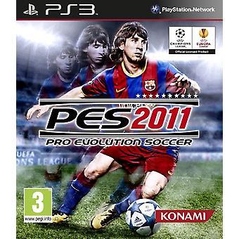 Pro Evolution Soccer 2011 (PS3) - New