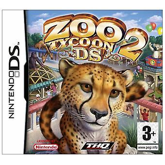 Zoo Tycoon II (Nintendo DS) - Fabrik versiegelt