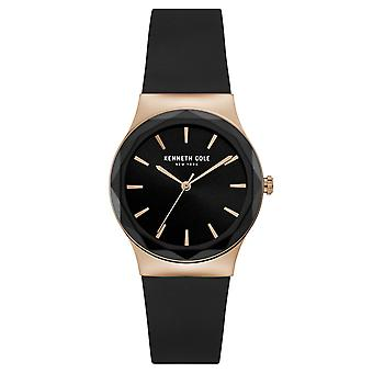 Kenneth Cole New York vrouwen pols horloge analoge silicium KC50060001