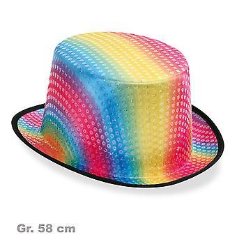 Néon coloré de cylindre Rainbow Rainbow