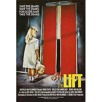 The Lift Movie Poster (11 x 17)