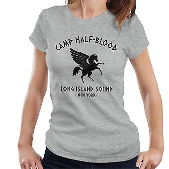 Percy Jackson-Camp Halbblut Damen T-Shirt