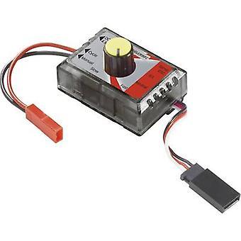 Modelcraft Servo testador (L x W x H) 45 x 23 x 30 mm 1 pc (s)