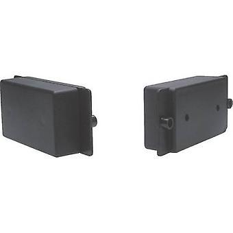 Strapubox 2031GR Universal kabinett 80 x 46 x 26 akrylonitril butadien styren grå 1 eller flere PCer