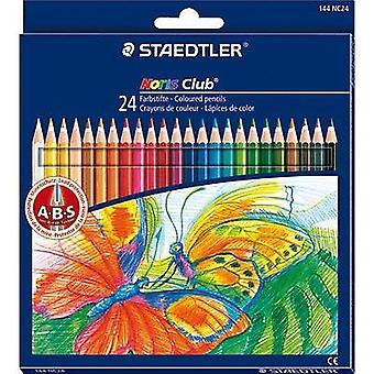 Staedtler färg penna 144 NC24 24 st (s)
