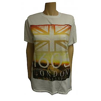 Union Jack bär Union Jack flagga London T Shirt