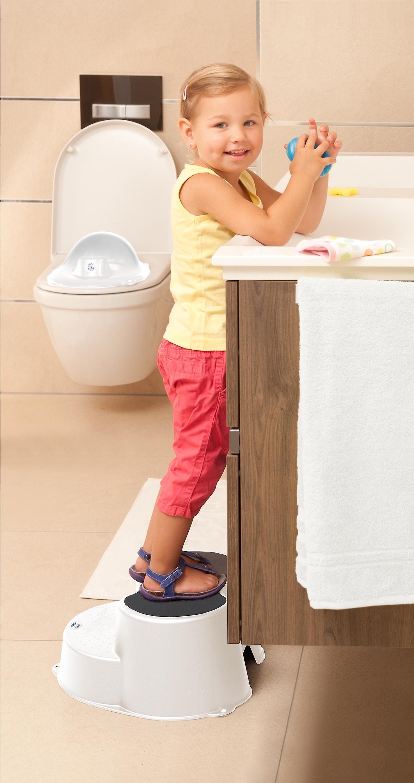 Apprentissage de la propreté Set blanc