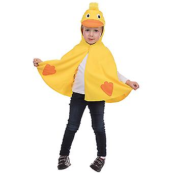 Duck duck kostume til børn dyr kostume Cape