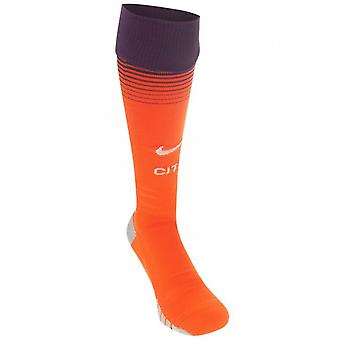 2018-2019-man City Nike kolmas sukat (oranssi)