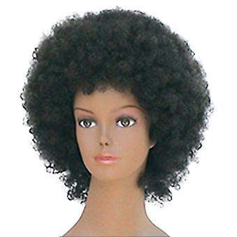 Fashion femmes moyen E AFRO professionnel perruque frisée
