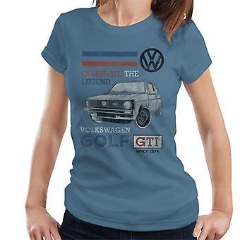 Official Volkswagen GTI Legend Women's T-Shirt
