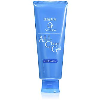 Shiseido Senka All Clear Gel Makeup Remover 160g