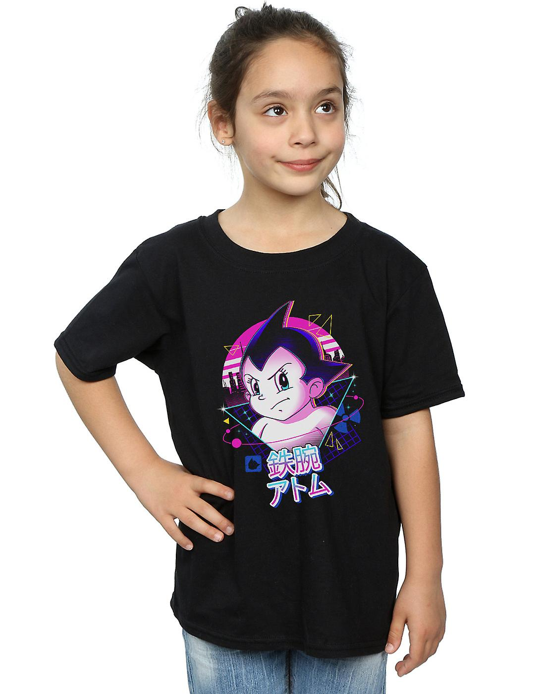 Vincent Trinidad Girls Lofi Mighty Atom T-Shirt