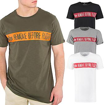 Alpha industries men's T-Shirt RBF