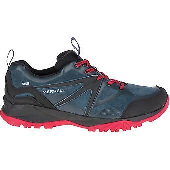 أحذية ميريل كابرا الترباس الجلود J35815 للماء للرجال