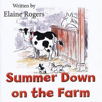 Summer Down on the Farm by Elaine Rogers - 9780722347522 Book