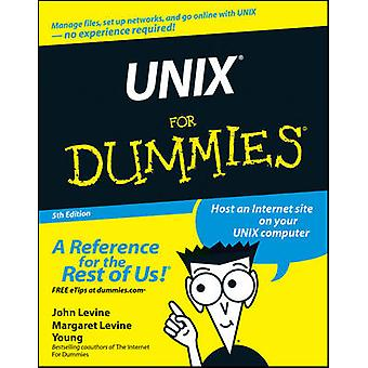 Unix for Dummies (5th Revised edition) by John Levine - Margaret Levi