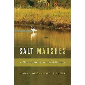 Marskimaat - luonnollisten ja luonnottomien historian Judith S. Weis - auto